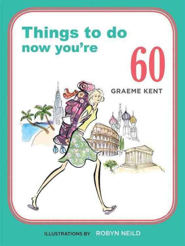 Sixty things to do when you are 60