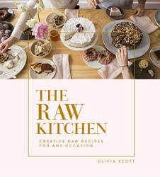 The Raw Kitchen, Creative Raw Recipes for Any Occasions product image