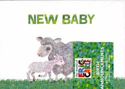 Eric Carle Birth Announcements Boy & Girl product image