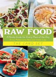 Raw Food: The Card Set A Handy Guide for Every Meal of the Day product image