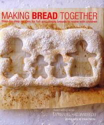 Making Bread Together Step-by-step recipes for fun and simple breads to make with children product image