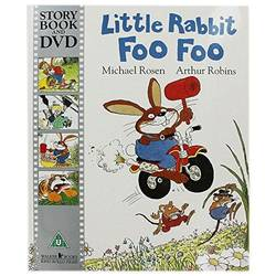 Time For a Story: Little Rabbit Foo Foo Book & DVD product image