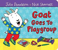 Goat Goes To Playgroup product image