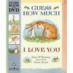Guess How Much I Love You product image