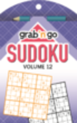 Grab'n Go Sudoku Vol.12 By Beaver Books product image