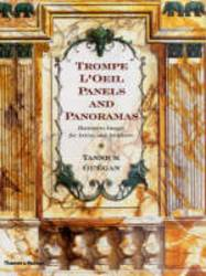 Trompe L'Oeil Panels and Panoramas Decorative Images for Artists and Architects product image
