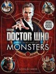 Doctor Who: The Secret Lives of Monsters product image