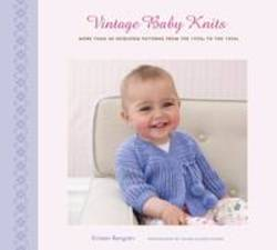 Vintage Baby Knits More Than 40 Heirloom Patterns from the 1920s to the 1950s product image