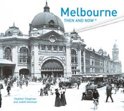 Melbourne Then and Now (Compact Edition) product image