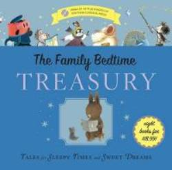 The Family Bedtime Treasury with CD: Tales for Sleepy Times and Sweet Dreams product image