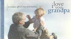 I Love You Grandpa Coupons product image