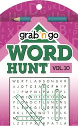 Grab'n Go Word Hunt VOL10 By Beaver Books product image