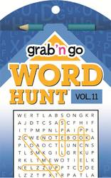 Grab'n Go Word Hunt VOL11 By Beaver Books product image