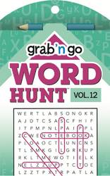 Grab'n Go Word Hunt VOL12 by Beaver Books product image