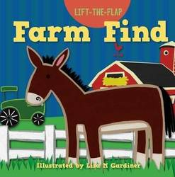 Farm Find Lift The Flap BB product image