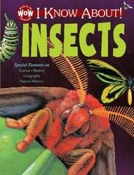 I Know About! Insects (World of Wonder) (Hardback) product image