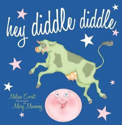 Hey Diddle Diddle (Nursery Rhymes) (Board book) product image