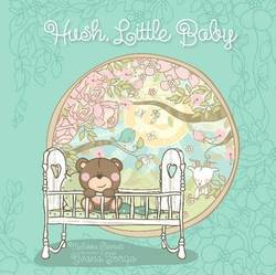 Hush Little Baby (Re-versed Rhymes) (Board book) product image