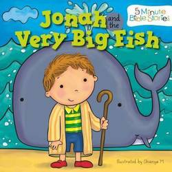 Jonah and the Very Big Fish (5 Minute Bible Stories) (Board book) product image