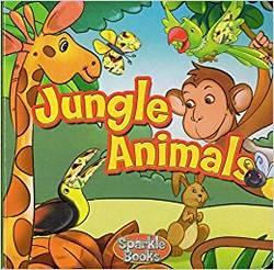 Jungle Animals (Sparkle Book) product image