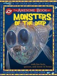 Monsters of the Deep (World of Wonder: the Awesome Book of) (Hardback) product image
