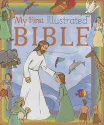 My First Illustrated Bible (Board book) product image
