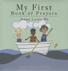 My First Book of Prayers: Jesus Loves Me product image