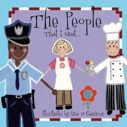 People That I Meet (Board book) product image
