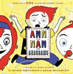 Ann and Nan are Anagrams product image