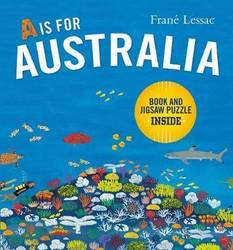 A is for Australia - Book and Jigsaw product image