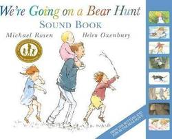 We're Going on a Bear Hunt (Sound Book) product image