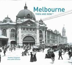 Melbourne Then and Now product image