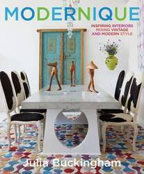 Modernique : Inspiring Interiors Mixing Vintage and Modern Style product image