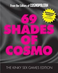 69 Shades of Cosmo : The Kinky Sex Games Edition product image