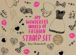 My Wonderful World of Fashion Stamp Set product image