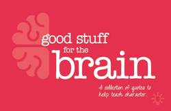 Good Stuff For The Brain product image