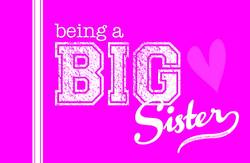 Being a Big Sister product image