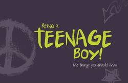 Being a Teenage Boy product image