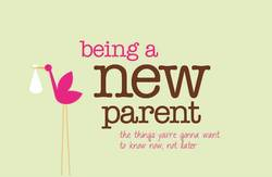 Being a New Parent product image