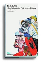 R.B. Kitaj - Confessions Of An Old Jewish Painter product image
