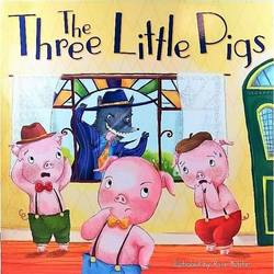 The Three Little Pigs product image