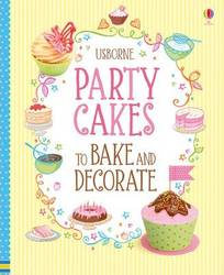Party Cakes to Bake and Decorate product image