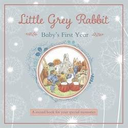 Little Grey Rabbit - Baby's First Year product image