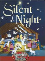 Silent Night Big Sparkle Board Book product image