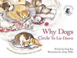 Why Dogs Circle To Lie Down product image