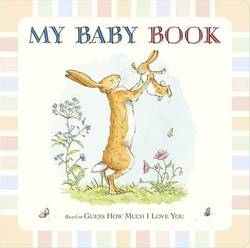 Guess How Much I Love You My Baby Book product image