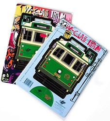 Tram Pop Out product image