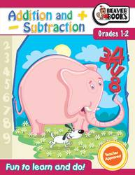 Addition and Subtraction Grades 1-2 product image