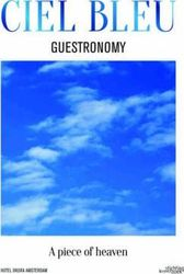 Ciel Bleu : Guestronomy product image