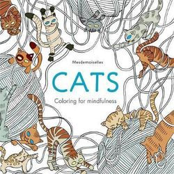 Cats Coloring for Mindfulness product image